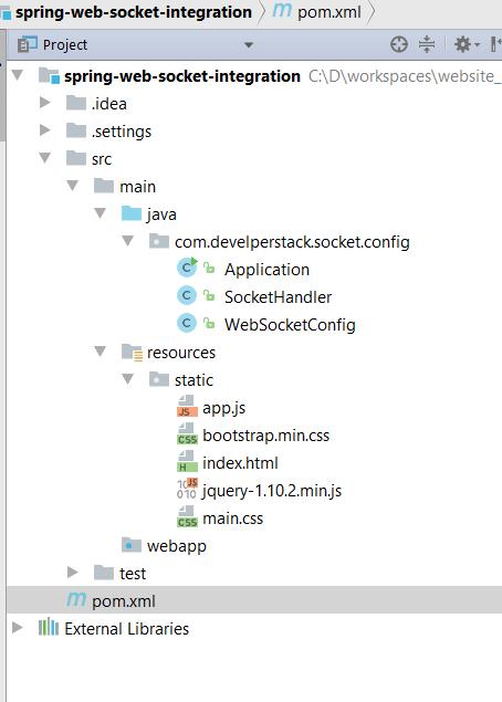 Spring Boot Websocket Example without STOMP | DevGlan